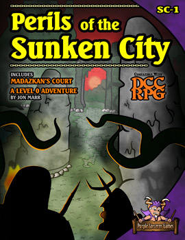 Perils of the Sunken City